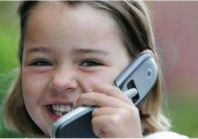 Kind telefoon